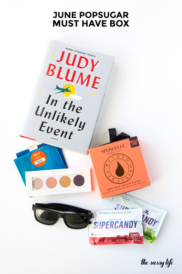 June PopSugar Must Have Box
