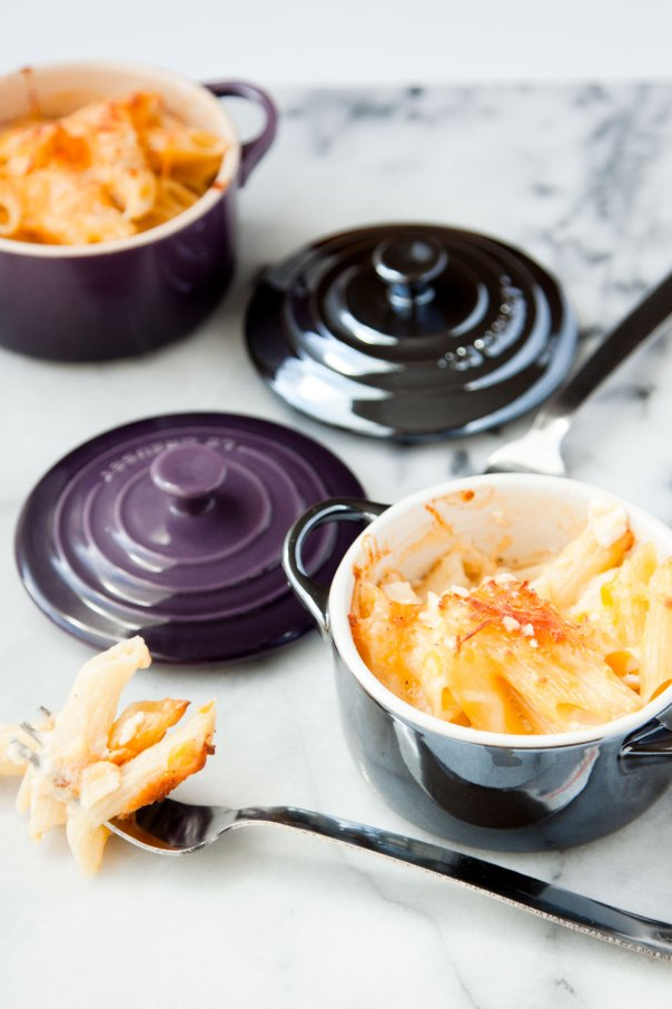High Protein Macaroni and Cheese