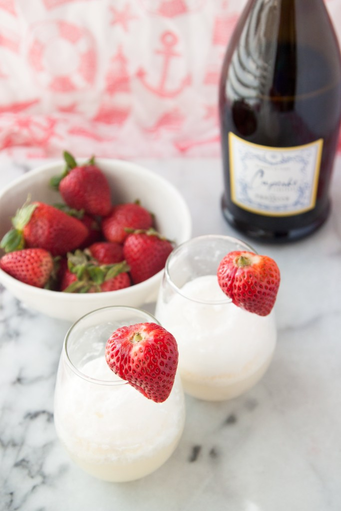Prosecco Floats