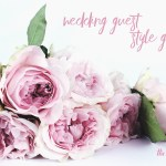 Wedding Guest Style Guide 2017