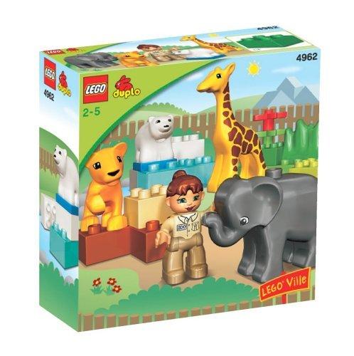 Lego Duplo Ville Baby Zoo V70