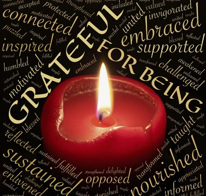 Savvy Blessings and Gratitude for Thanksgiving