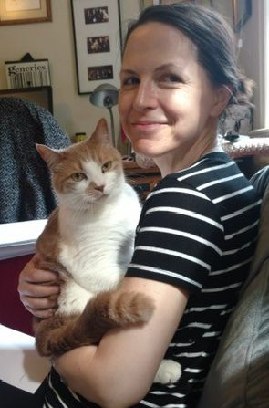 Savvy Pets, 4/3/20:  Let's All Purr for Orion, Marty and Channing … and Your Cat Thinks of You Like a Parent