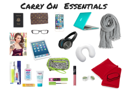 What to Pack in a Carry On Bag Essentials List