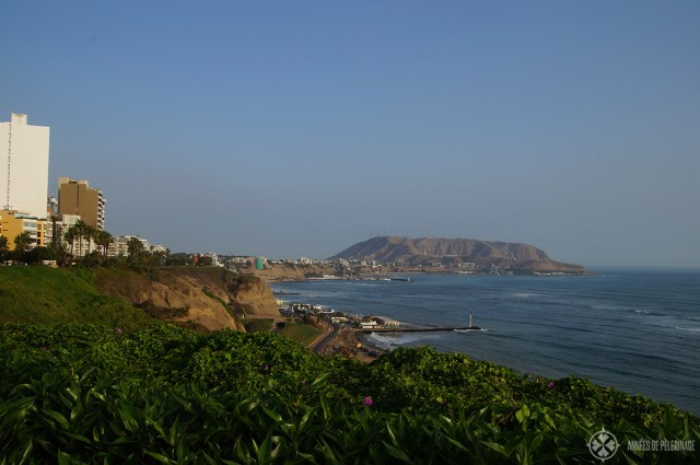 5 unmissable experiences in Peru district of miraflores in lima