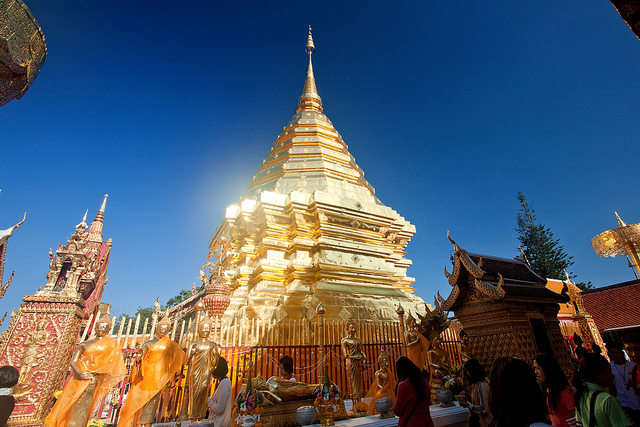 top things to do in Thailand itinerary