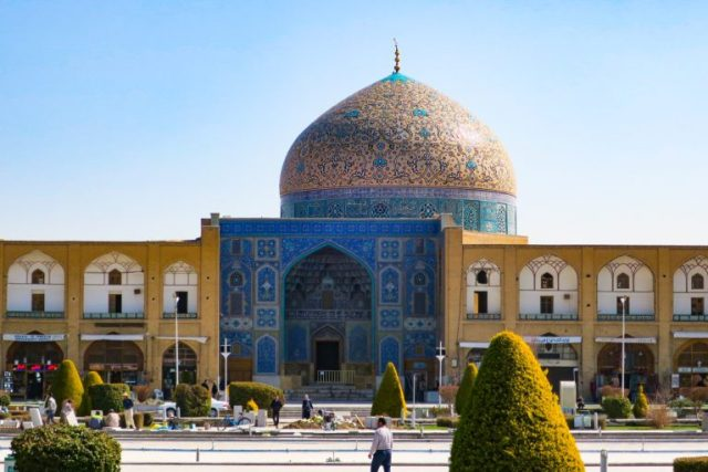Isfahan is half the world one of the best tourist attractions and places to visit in iran