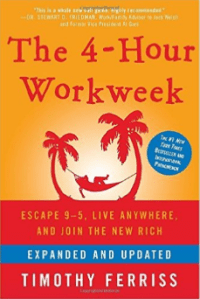 4 hour workweek shows you how to become a digital nomad