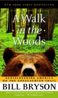 travel inspiration books include a walk in the woods