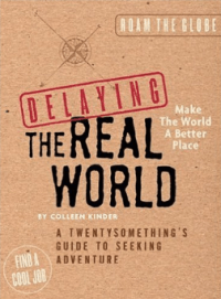 delaying the real world book