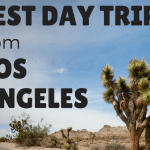 5 Best Day Trips to Take from Los Angeles
