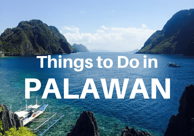 Top 10 Things to Do in Palawan, Philippines