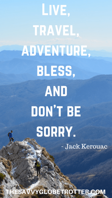 List of the best short travel quotes