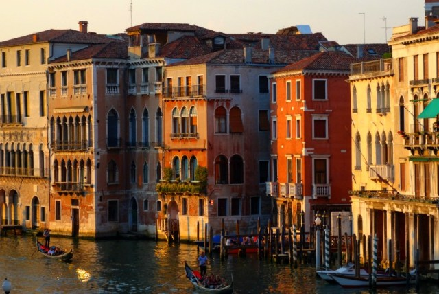 Venice Italy is definitely one of the most beautiful cities in Europe