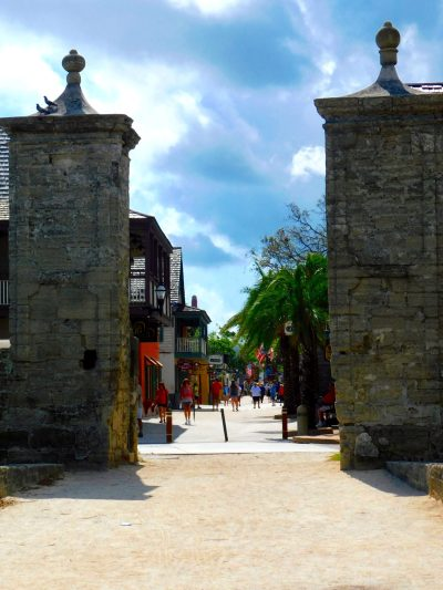 City Gates 2 or 3 days in st augustine florida itinerary