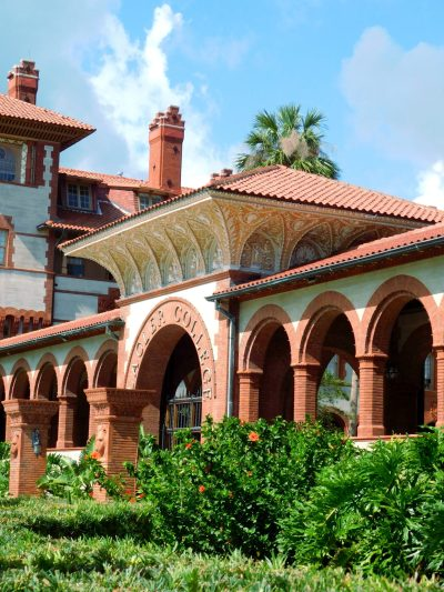 Flagler College free things to do in st augustine itinerary