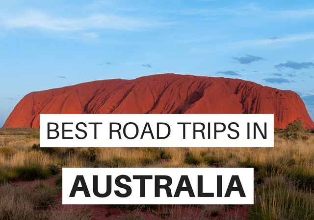 Best Road Trips in Australia