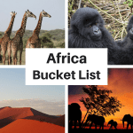 Africa Bucket List: 50+ EPIC Adventures, Things to Do & Places to Visit in Africa