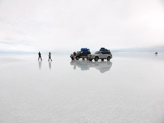 Salar de Uyuni Salt Flats best things to do in bolivia