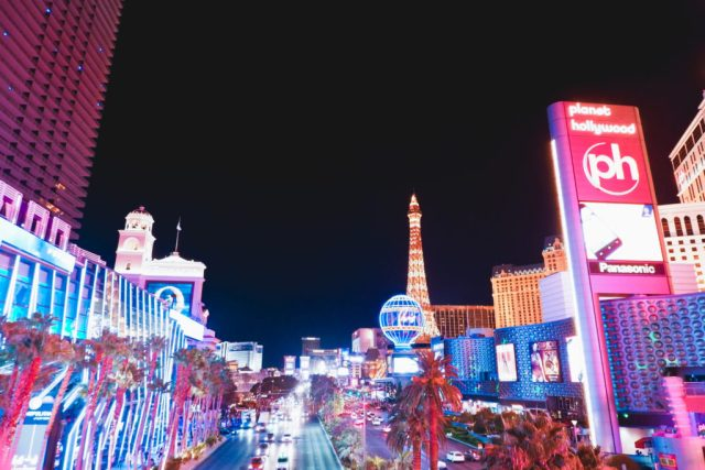 36 hours in Las Vegas itinerary