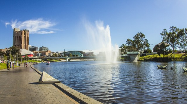 top 10 things to do in adelaide River Torrens by Day