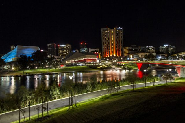 what to do in Adelaide at Night