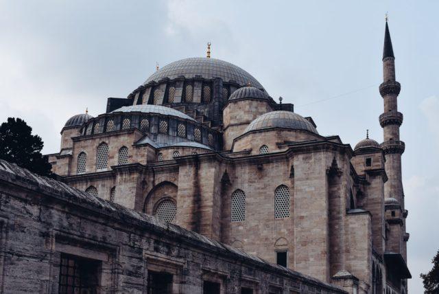 Suleymaniye Mosque 3 days in istanbul