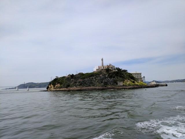 Alcatraz Island 2 days in san francisco itinerary