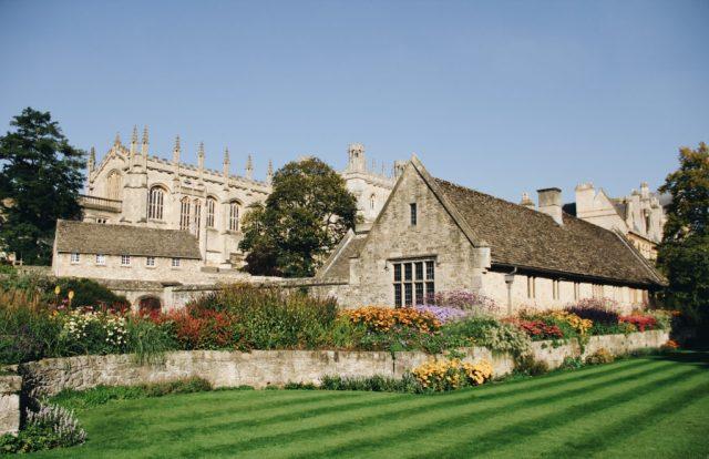 Christ Church Meadows Oxford day trip
