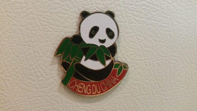 chengdu china fridge magnet