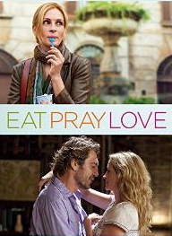 Eat Pray Love one of the best movies about traveling the world