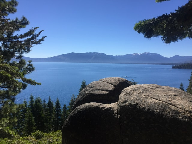 D L Bliss State Park in South Lake Tahoe vacation