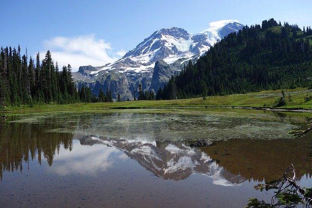 Mount Rainier National Park Washington State Bucket List