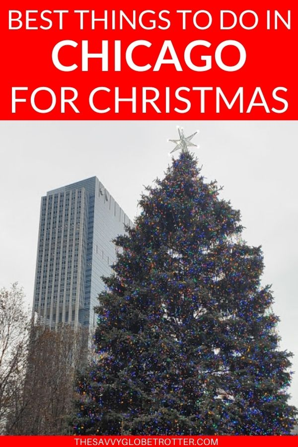Things to Do in Chicago Christmas