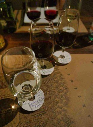 Santiago Food - Wine