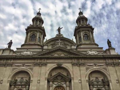 Santiago Metropolitian Cathedral