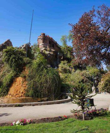 Santiago - Santa Lucia Hill