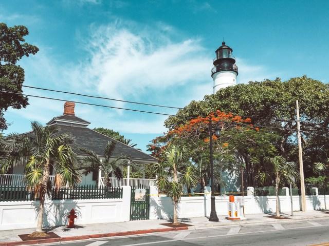 weekend getaways in Key West Lighthouse