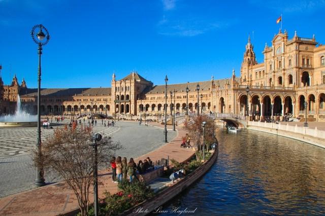 Plaza de España Seville Andalusia