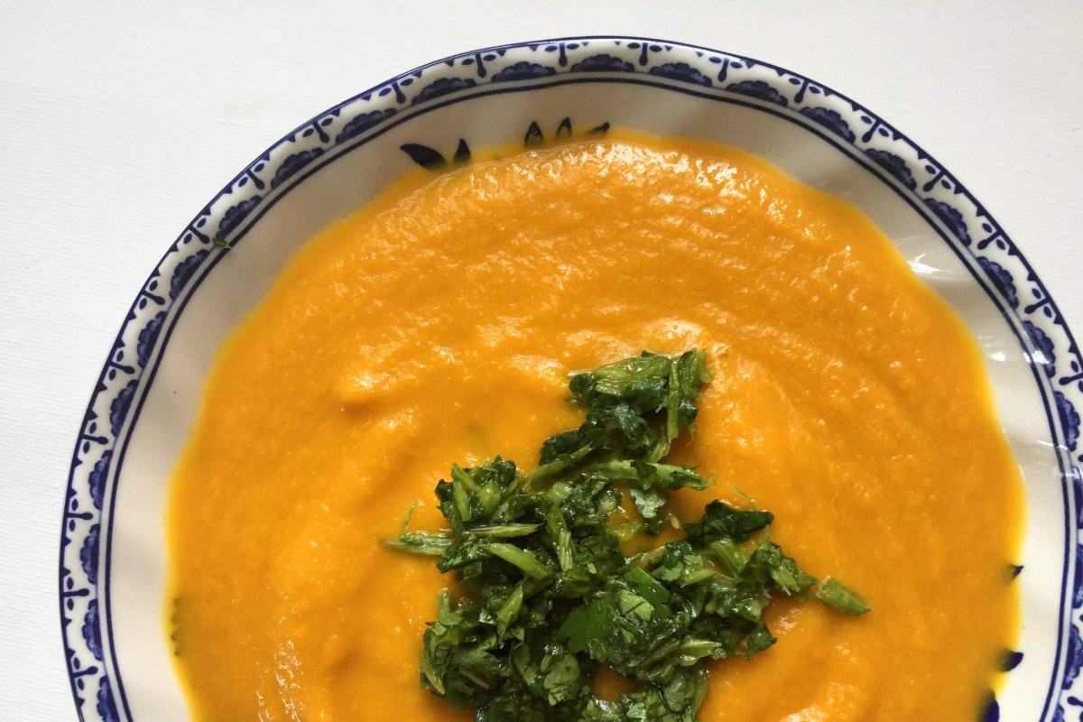 Quick & Easy Carrot Soup