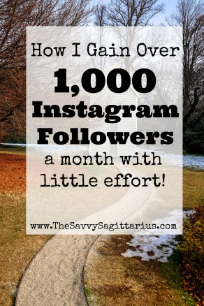 Do you love Instagram, but struggle to get followers, especially ones that actually talk back? Here are a few tips to get the most out of your Insta!