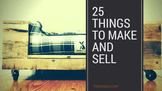 Easy things to make and sell online