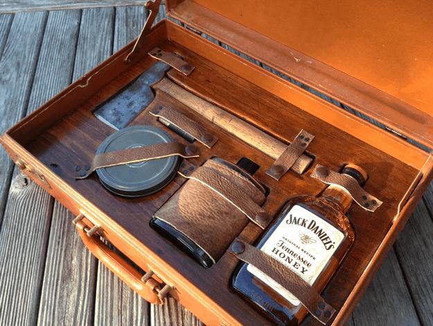 gentleman survival kit