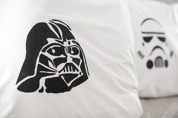star wars pillowcases