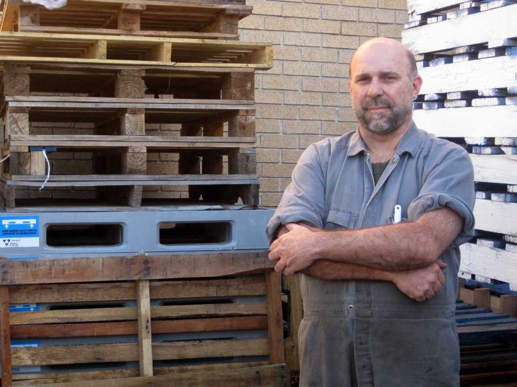 pallets small business