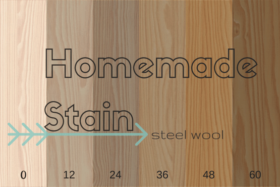 homemade stain steel wool