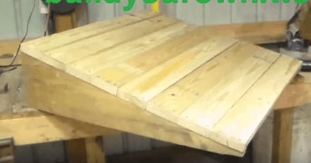You Wonu0027t Regret Making This DIY Shed Ramp. Youu0027ll Probably Wonder What You  Ever Did Without One. Watch The Full Tutorial Below: