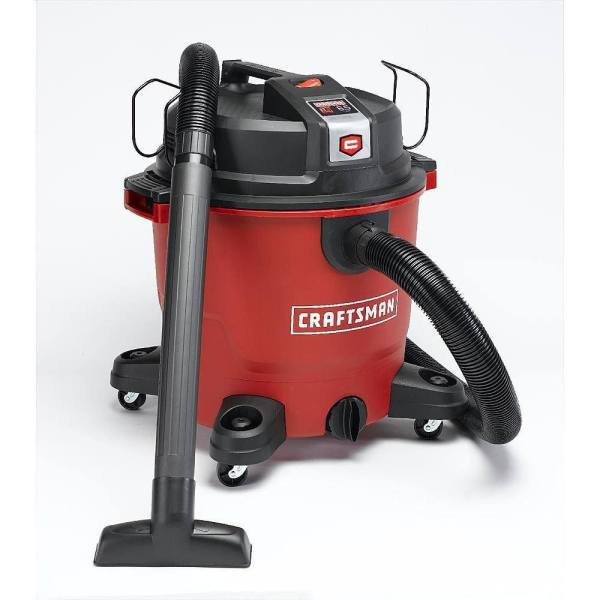 Craftsman best dust collection vac