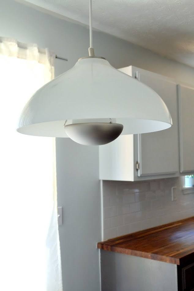 Kitchen Salad bowl light