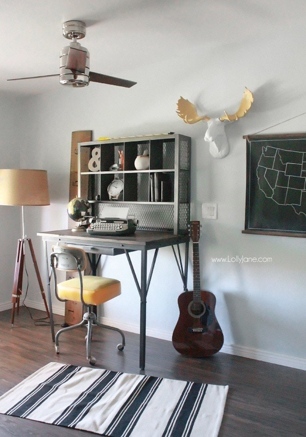 man cave home office